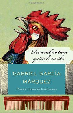 El coronel no tiene quien le escriba (Vintage Espanol) (Spanish Edition): Gabriel Garcia Marquez: 9780307475442: Amazon.com: Books