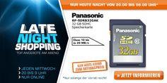 Saturn Late Night Shopping vom 24.07.2013: PANASONIC RP-SDRB32GAK 32GB, HTC Desire X, Fear And Loathing In Las Vegas, TOSHIBA BDX2400 und GILLETTE MACH3