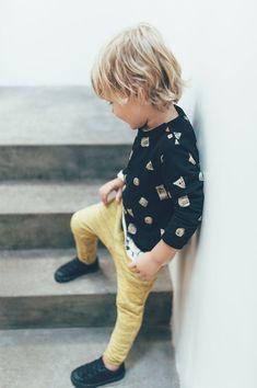 ZARA - #zaraeditorial - KIDS - IT'S FUN OUTSIDE | BABY BOY