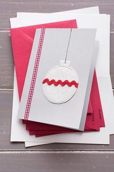 Cards on pinterest - Como hacer tarjetas de navidad ...