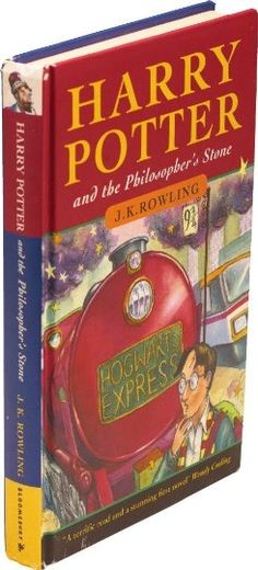 Harry Potter' first edition brings wizard-fitting price at auction harry potter books - Books Rowling Harry Potter, Harry Potter Books, Harry Potter First Edition, Philosophers Stone, The Sorcerer's Stone, Art Images, Childrens Books, Novels, Auction