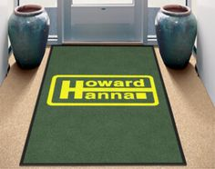 Howard Hanna Real Estate Logo Rug