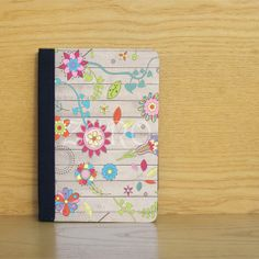 Floral ipad case ipad mini case with colorful by Zerocase2