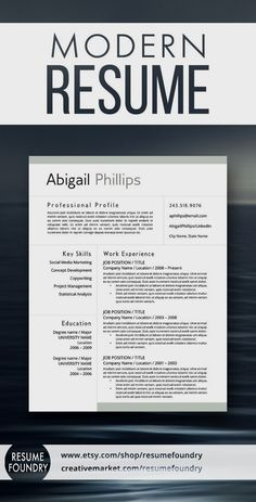 Simply put, a resume is a one- to two-page document that sums up a job seeker's qualifications for the jobs they're interested in. More than just a formal job application, a resume is a… Microsoft Word, Resume Skills, Job Resume, Resume Layout, Resume 2017, Resume Format, Student Resume, Best Resume, Sample Resume