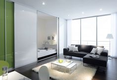 Glass Sliding Room Divider Screens For Bedroom Separator Ideas By Acrylic Glass Room Divider White And Apple Green