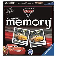 Ravensburger - memory: Disney Cars