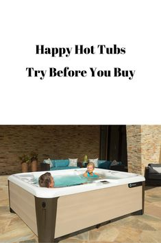 At Happy Hot Tubs you can Try Before You Buy with a Wet Test! Dont choose a Hot Tub based on how it looks - its how it makes you Feel! Interior Design Living Room, Living Room Decor, Happy Hot, Hot Tubs, Spas, Relax, Random Stuff, Stuff To Buy, Board