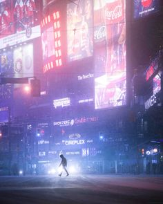 """Dennis Detwiller on Twitter: """"This photo of Toronto is unreal. Looks like Blade Runner.… """""""
