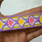 Decorative Fabric Trim and Embellishment, Indian Laces