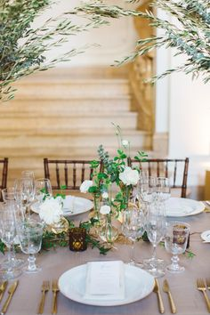 A Wedding that Blends New England with a Classic San Francisco Setting