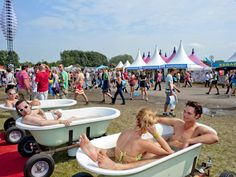 Lowlands Festival - NRCnext