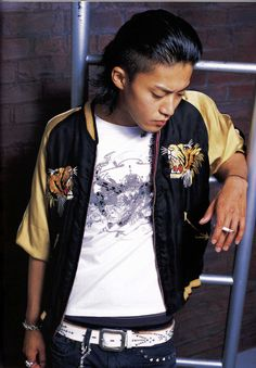 Oguri Shun in crows zero