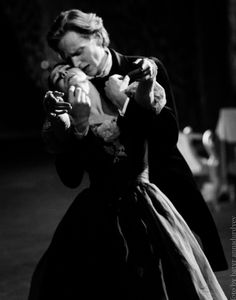 "David Hallberg in ""Onegin""."