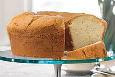 How to Video - The Pantry Pound Cake - Just seven ingredients - and all of them common pantry staples - are all you need for this classic pound cake.
