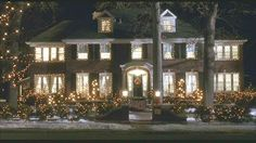 The Mcallister Home in 'Home Alone'Where to see it: Winnetka, Illinois  Rock around the Christmas tree outside Kevin Mcallister's gorgeous brick mini-mansion.