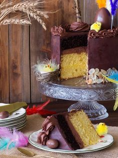 Old Recipes, Recipies, Chocolate, Cakes And More, Happy Easter, Murcia, Delicious Desserts, Gingerbread, Sweet Tooth