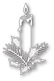 Box Die- Candle Centerpiece Craft Die 99803 now available at The Rubber Buggy Christmas Stencils, Easy Christmas Crafts, Christmas Wood, Simple Christmas, Christmas Ornaments, Scandinavian Christmas, Handmade Christmas, Christmas Cards, Xmas