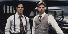 Un film qui a marqué la carrière de Brad Pitt. Joseph Gordon Levitt, Robert Redford, Bar Clandestin, Norman, Brad Pitt, Montana, Film Mythique, Coule, Oeuvre D'art