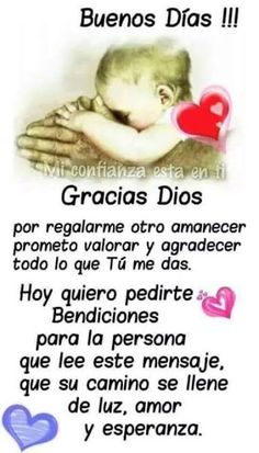 Pin de javier pin en angie spanish greetings, good morning q Morning Messages, Morning Greeting, Good Morning Good Night, Good Morning Quotes, Sister Poems, Spanish Greetings, Gods Love Quotes, Happy Wishes, Spanish Quotes