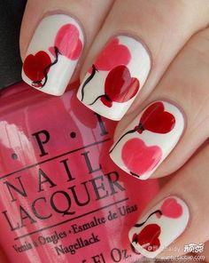 #diy colorful #nail #style