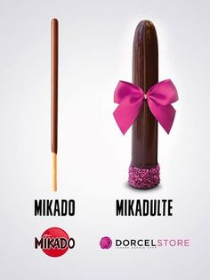 Humour Pubs et Fausses pubs sexy Mikado et Mikadulte Funny Sexy, The Funny, Kissing Pranks, Image Fun, Geek Humor, Card Games, Funny Jokes, Haha, Funny Pictures