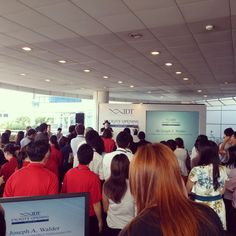 Today we celebrated the grand opening of our manufacturing facility in Singapore.