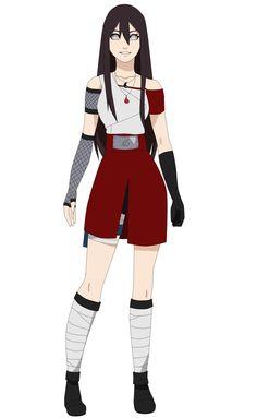 Naruto Girls, Anime Naruto, Anime Ninja, Anime Oc, Chica Anime Manga, Naruto Art, Otaku Anime, Wie Zeichnet Man Manga, Naruto Clans
