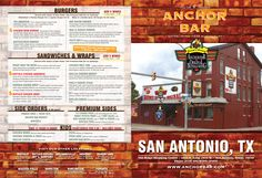 San Antonio, TX Side Orders, Buffalo Chicken Sandwiches, Texas Roadtrip, Wrap Sandwiches, Roast Beef, San Antonio, Chicken Wings, Bacon, Road Trip