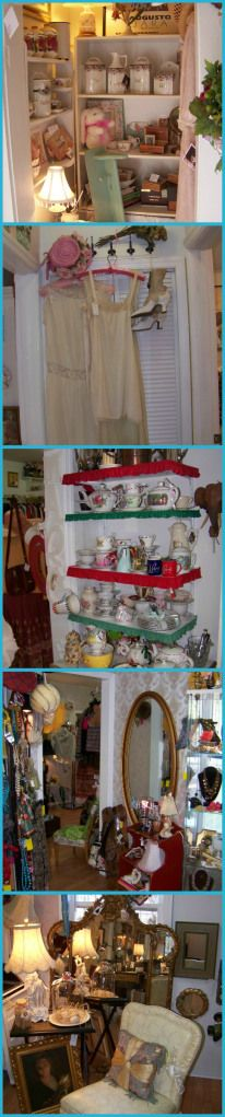 Learn a Lot Creating a Back Room in your Resale Shop