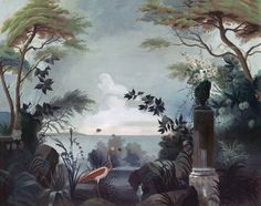 Inspirations parisiennes 11 Papier Peint Panoramique www.ananbo.com