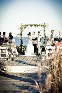 Wedding at Casa Dorada Resort