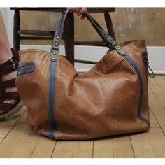 love this Italian leather bag.
