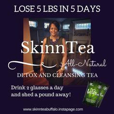 Try Iaso Tea today! Money back guarantee!