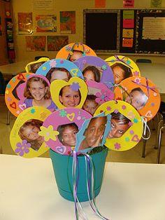 Making It As A Middle School Teacher: 14 Girls & A Flower Pot