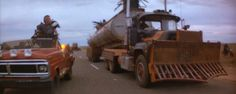 Mad Max: from B-movie to Myth Mad Max Road, Mad Max 2, The Road Warriors, Favorite Movie Quotes, Twisted Metal, Post Apocalypse, Monster Trucks, Sci Fi, How To Memorize Things