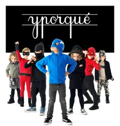 yporque: superheros and tshirts w/ noises