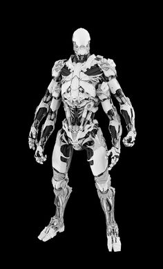This is nexis a 59 year old Cyborg.he once worked on a space station that exploded cousing his injurys.he is the leader of the faction named drax. Futuristic Robot, Futuristic Armour, Robot Concept Art, Armor Concept, Science Fiction, Space Opera, Arte Robot, 3d Figures, Sci Fi Armor
