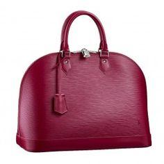 Louis Vuitton Alma GM Epi Leather M40486