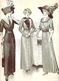 edwardian fashions   Edwardian beauties – inspiration
