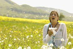 Seasonal Summer Allergies and Asthma