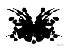 butterfly test - Google Search Rorschach Test, Explaining Depression, How To Cure Depression, Nervous Breakdown, Mental Breakdown, What Do You See, How To Find Out, Blot Test