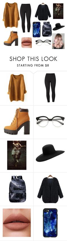 """Una dintre pasiunile mele este cititul, iar astazi merg la starbucks pentru a bea o cafea si a-mi termina recenzia la una dintre cartile mele preferate."" by iulianaenache526 on Polyvore featuring Venus, Bamboo, Trilogy, Maison Michel, WithChic, Casetify and plus size clothing"