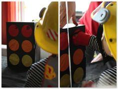 Spiele Feuerwehrgeburtstag Feuerwehrparty www.pickposh.de Kindergarten, Tableware, Birthday, Kids, Mottos, Anton, Firefighter Games, Game Ideas, Kid Games