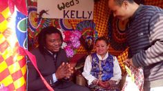 News World Updates: Nigerian Man Marries An Indian Woman In A Traditio...