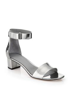Comfortable High-Heeled Sandals for Summer: Glamour.com