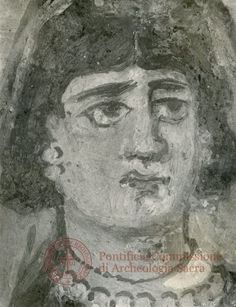 Catacomba dei Giordani, Roma. Gli affreschi dei IV secolo Painting, Icons, Fotografia, Art, Painting Art, Paintings, Painted Canvas, Drawings