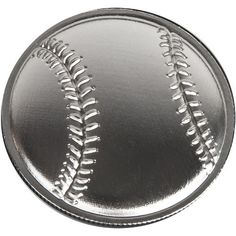 1 oz Monarch Domed Baseball Silver Round from JM Bullion™ Silver Rounds, 1 Oz, Pure Products, Baseball, Stuff To Buy, Baseball Promposals