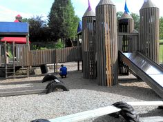 PEACE Park - Cleveland Heights, OH - Playscapes