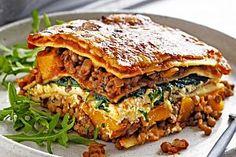 Vegetarian Lasagne Recipe - Taste.com.au