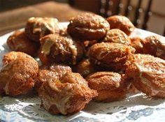 Gluten Free Mini Apple Fritters (Pamela's Mix)